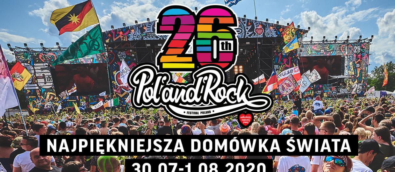 Pol'and'rock Festival w Antyradiu