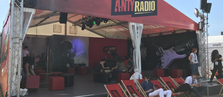 Strefa Antyradia na Open'er Festival 2018