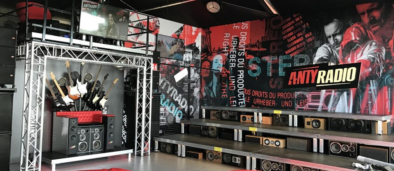 Strefa Antyradia na Open'er Festival