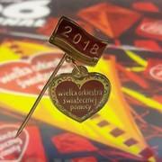 Złote Serduszko WOŚP wylicytowane w Antyradiu za 17 tysięcy złotych!