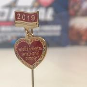 Złote Serduszko WOŚP 2019