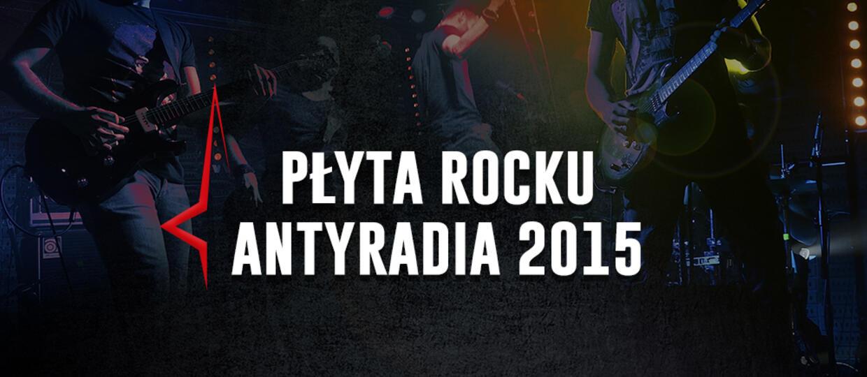 Wystartował plebiscyt Antyradia na Płytę Rocku 2015
