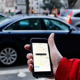 aplikacja Uber
