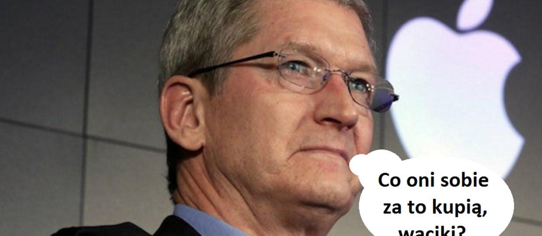 13 mld euro kary nie robi wrażenia na Apple