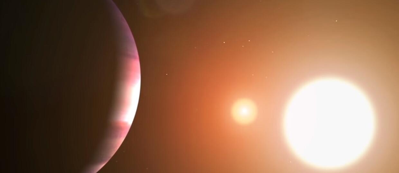 planeta TOI 1338b