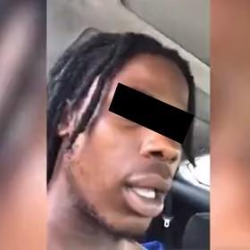 23-letni morderca transmitował na żywo ucieczkę przed policją [WIDEO]