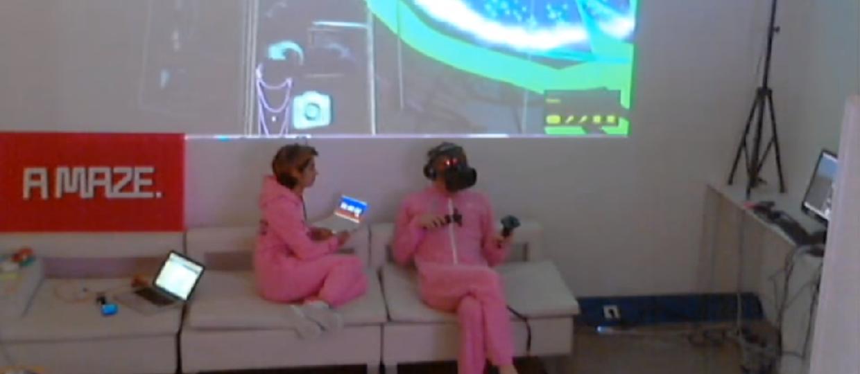 48 godzin non stop w wirtualnej rzeczywistości