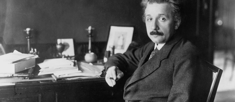 Albert Einstein był rasistą? Tak twierdzą zachodnie media