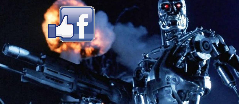 Autonomiczna broń USA zabije za wpis na Facebooku