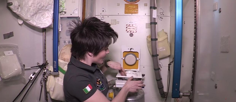 WC na Międzynarodowej Stacji Kosmicznej