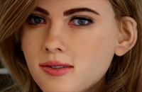 Co potrafi robotyczna Scarlett Johansson?