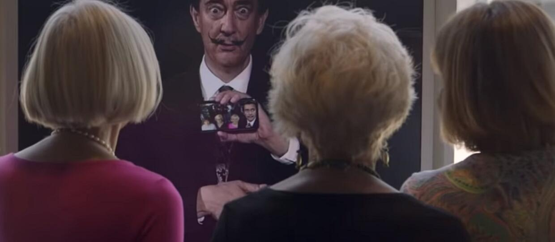 deep fake Salvadora Dali