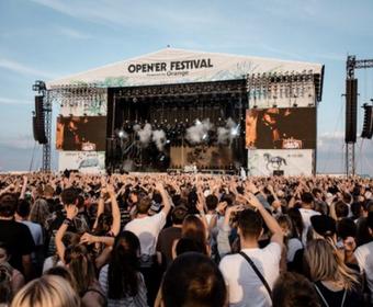 Darmowe Wi-Fi, ładowanie i Spotify od Orange na Open'er Festival