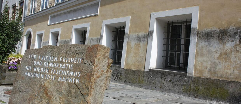 dom, w którym urodził się Hitler