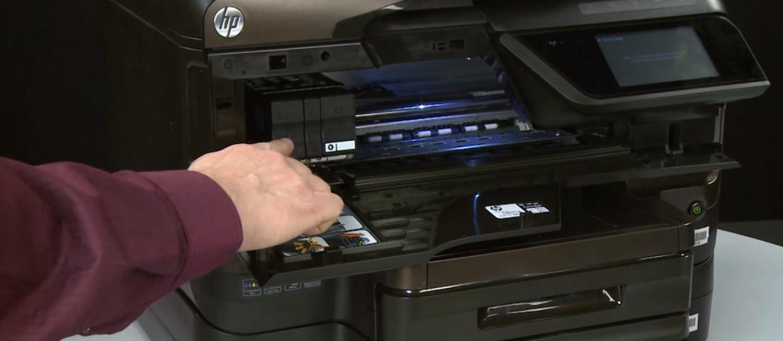 Drukarki HP przestały działać z zamiennikami