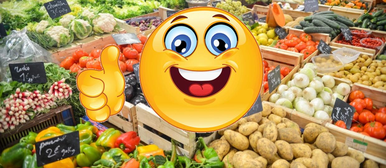 Emoji pomagają zdrowo się odżywiać
