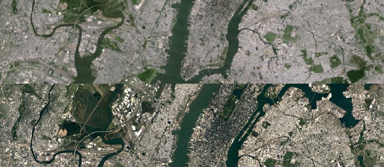 Google Earth nie wyglądało jeszcze tak pięknie