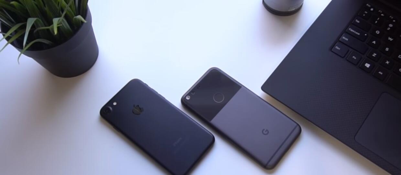 Google przejmuje Apple za 9 mld dolarów - wpadka Dow Jones