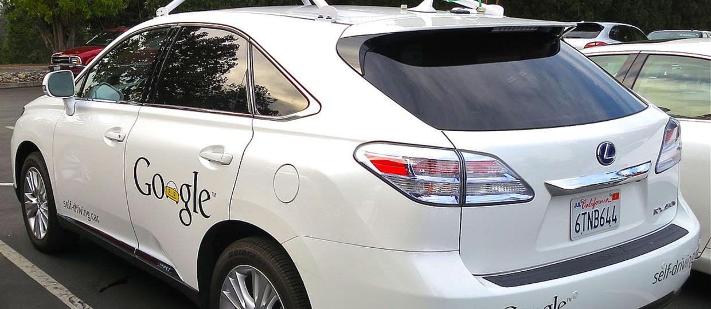 Google szuka kierowców do autonomicznych aut