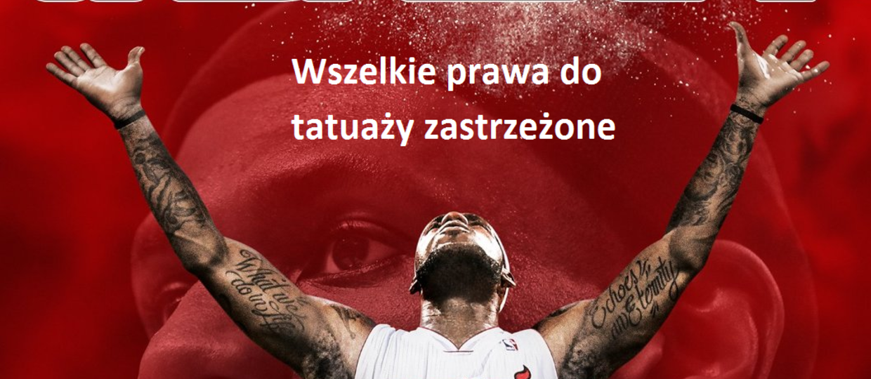 Gry NBA 2K z pirackimi tatuażami?