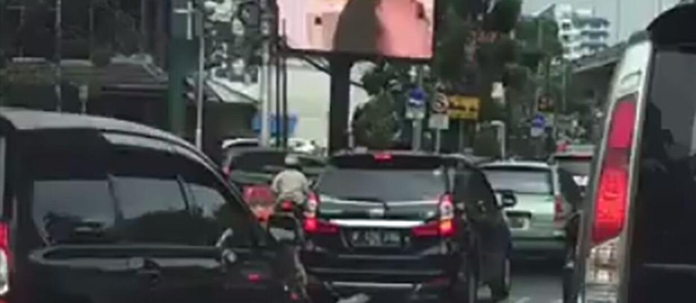 Hakerzy puścili porno na elektronicznym billboardzie