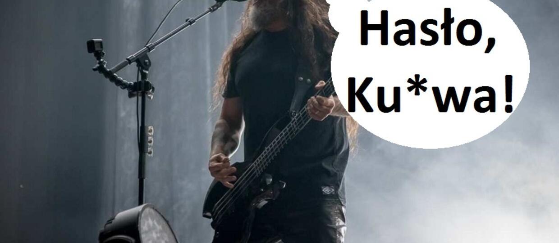 Jak stworzyć hasło godne fana metalu?