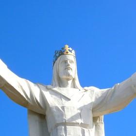 Jezus ze Świebodzina dostarcza internet