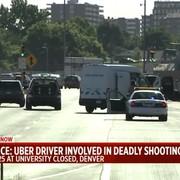 Uber strzelanina w Denver