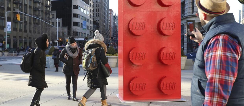 Klocek Lego obchodził 60. urodziny [CIEKAWOSTKI]