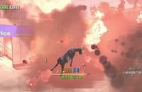 Koza narozrabiała, jakby wyrwała się z Goat Simulatora