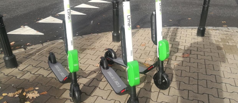 Lime – wypożyczalnia hulajnóg elektrycznych startuje w Polsce