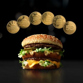 Big Mac MacCoins McDonald's