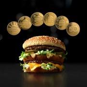 Big Mac MacCoins McDonald's