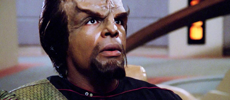 Mówienie po klingońsku jest piractwem