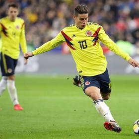 Gwiazda reprezentacji Kolumbii, James Rodriguez ma swoją własną kryptowalutę