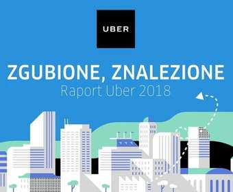 top25 najdziwniejzych rzeczy zgubionych w Uberze w Polsce