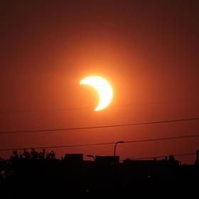 NASA pokaże zaćmienie Słońca z kosmosu