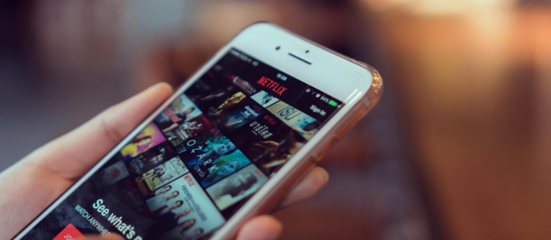iPhone Netflix