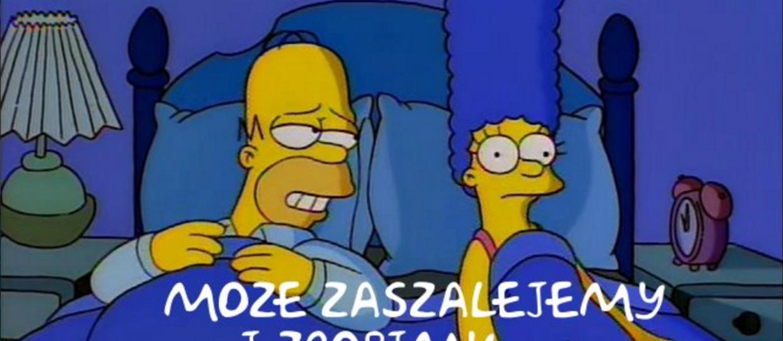 Nie zrobiliście jeszcze mema z Simpsonami? D'oh!