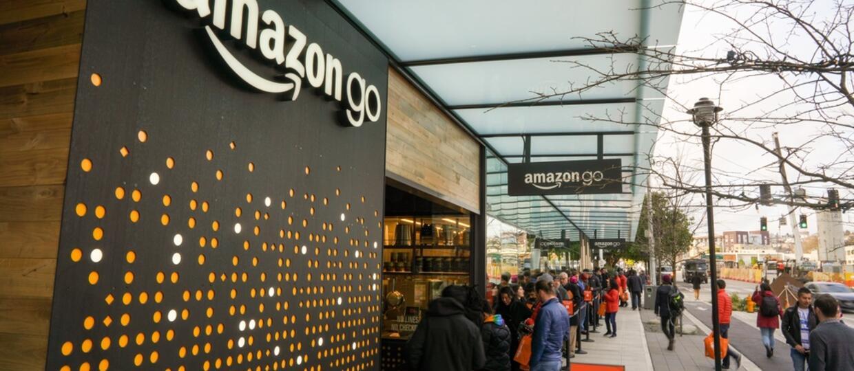 Nowy, bezkasowy sklep Amazon został przypadkowo okradziony