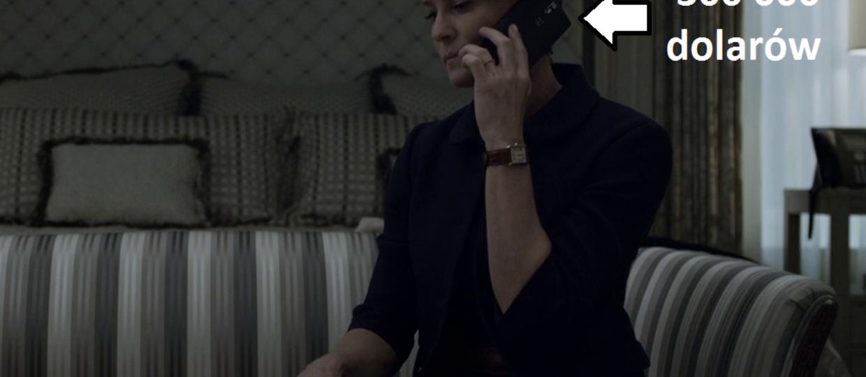 """OnePlus wygryzł Samsunga z """"House of Cards"""""""