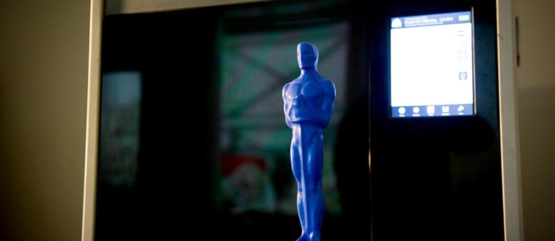 Oscary 2016 wydrukowane w 3D na podstawie statuetek z 1929 roku