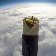 Pierwszy kebab w kosmosie. Jak zakończyła się jego podróż?