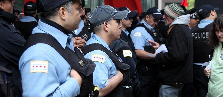 Policyjny algorytm przewiduje ofiary strzelanin