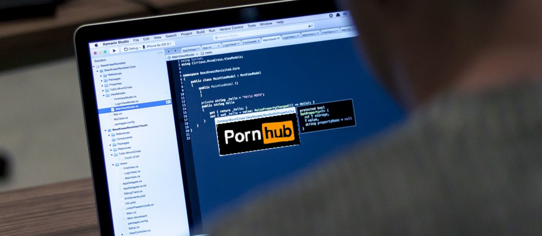 Pornhub nagrodzi za testy penetracyjne