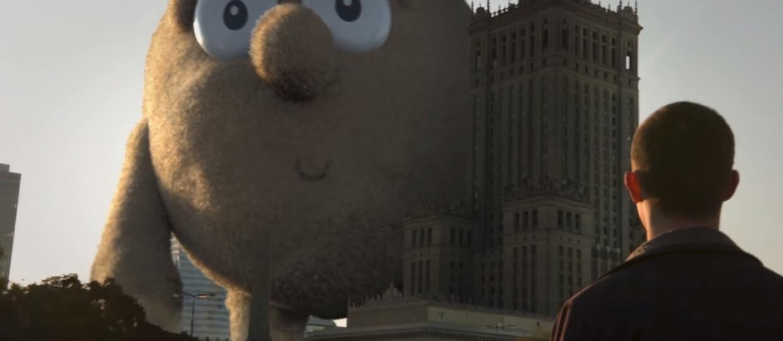 Potężny Świeżak zaatakował Warszawę