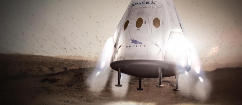 Prywatna wyprawa na Marsa już w 2018 roku