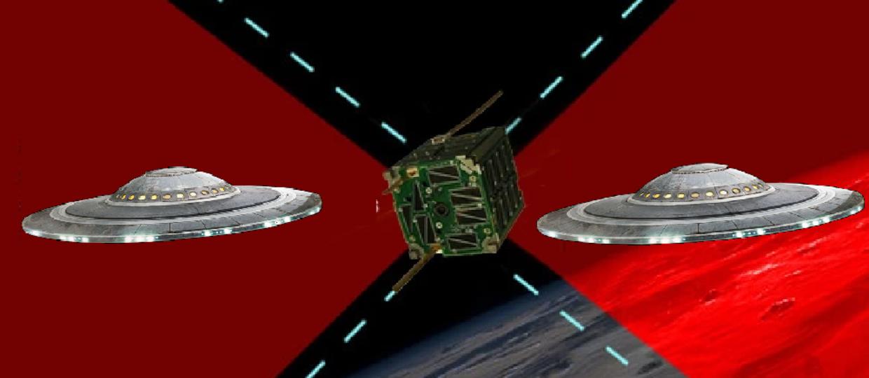 Satelita będzie szukał UFO