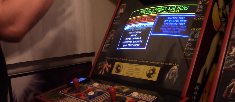 Sekretne menu Mortal Kombat odkryte po 20 latach
