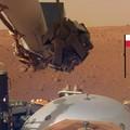 Sonda InSight na Marsie